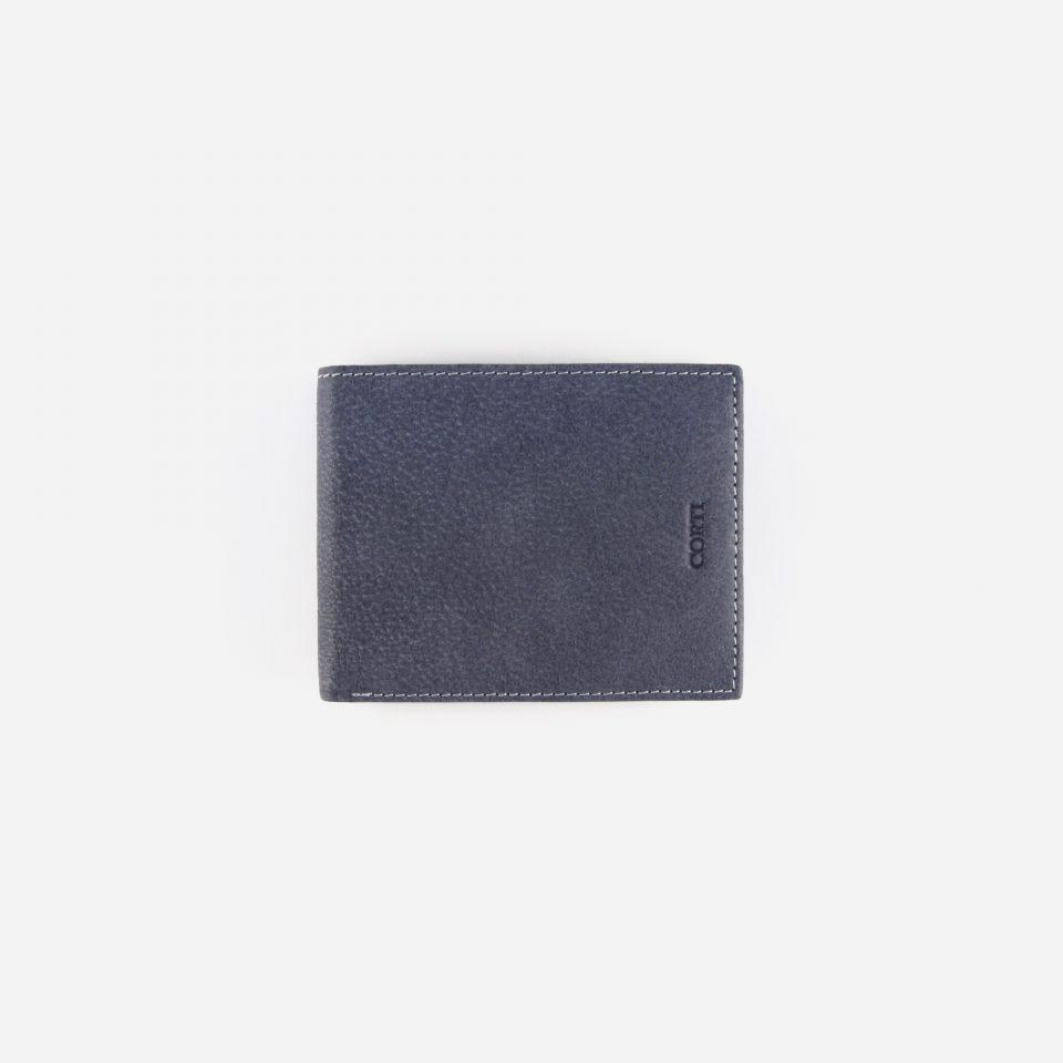 Portafoglio Bufalo – Navy – Chiuso – 3309