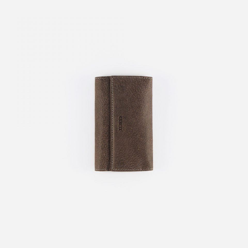 Portachiavi Bufalo – Marrone – Chiuso – 3382