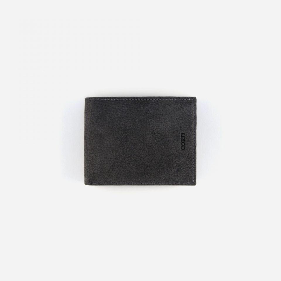 Portafoglio Bufalo – Nero – Chiuso – 3318