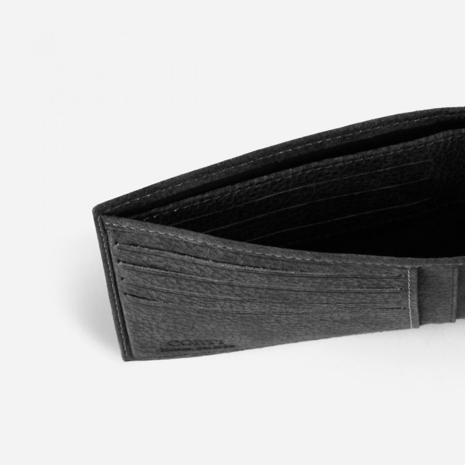 Portafoglio Bufalo – Nero – Porta carte – 3318