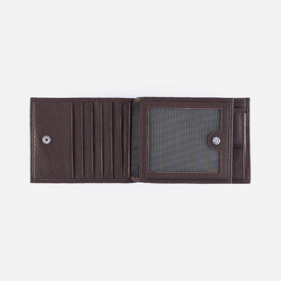 Portafoglio Wild RFID Blocker – Marrone – Carte – 4419