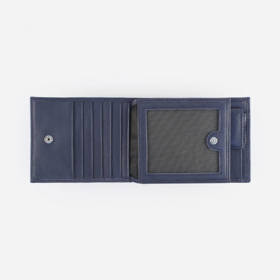 Portafoglio Wild RFID Blocker – Navy – Carte – 4419
