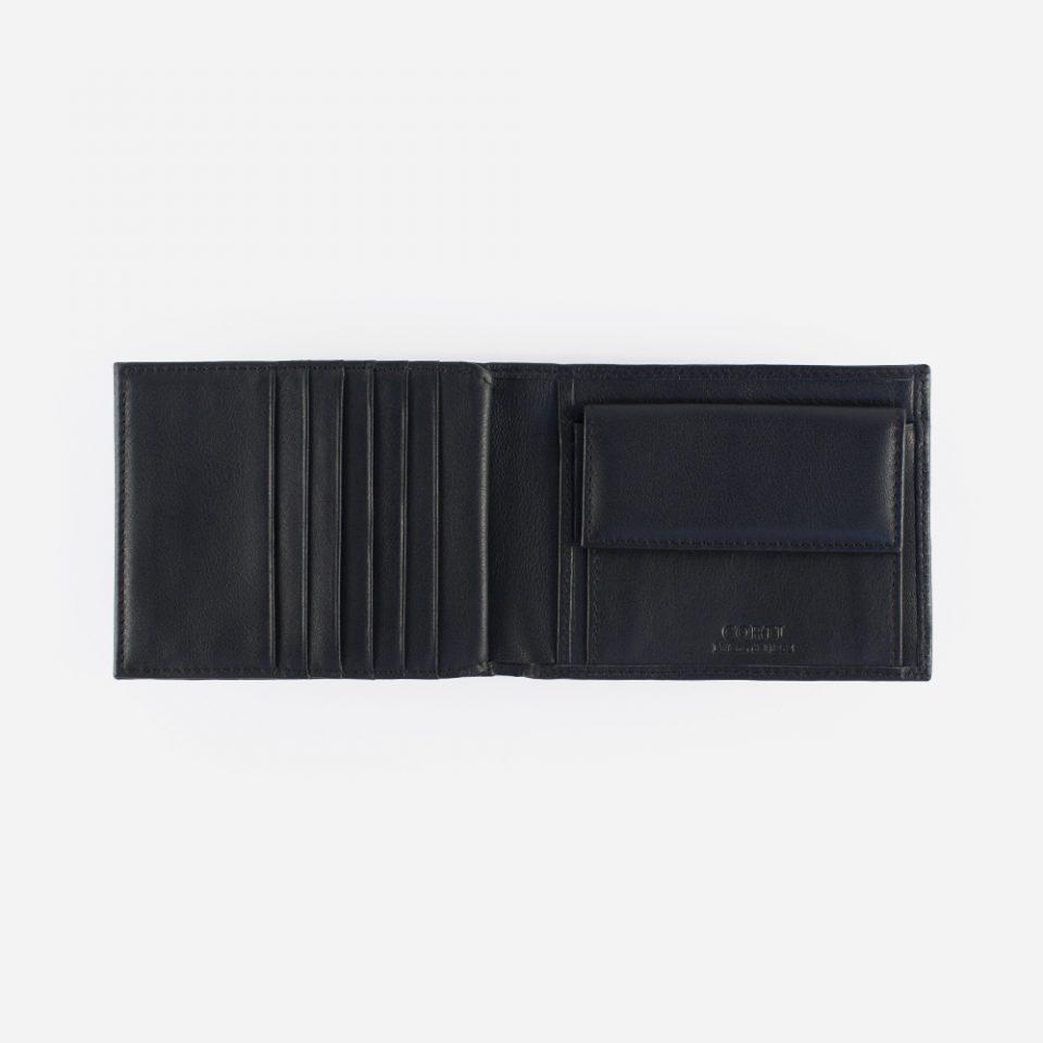 Portafoglio Wild RFID Blocker – Nero – Monete – 4419