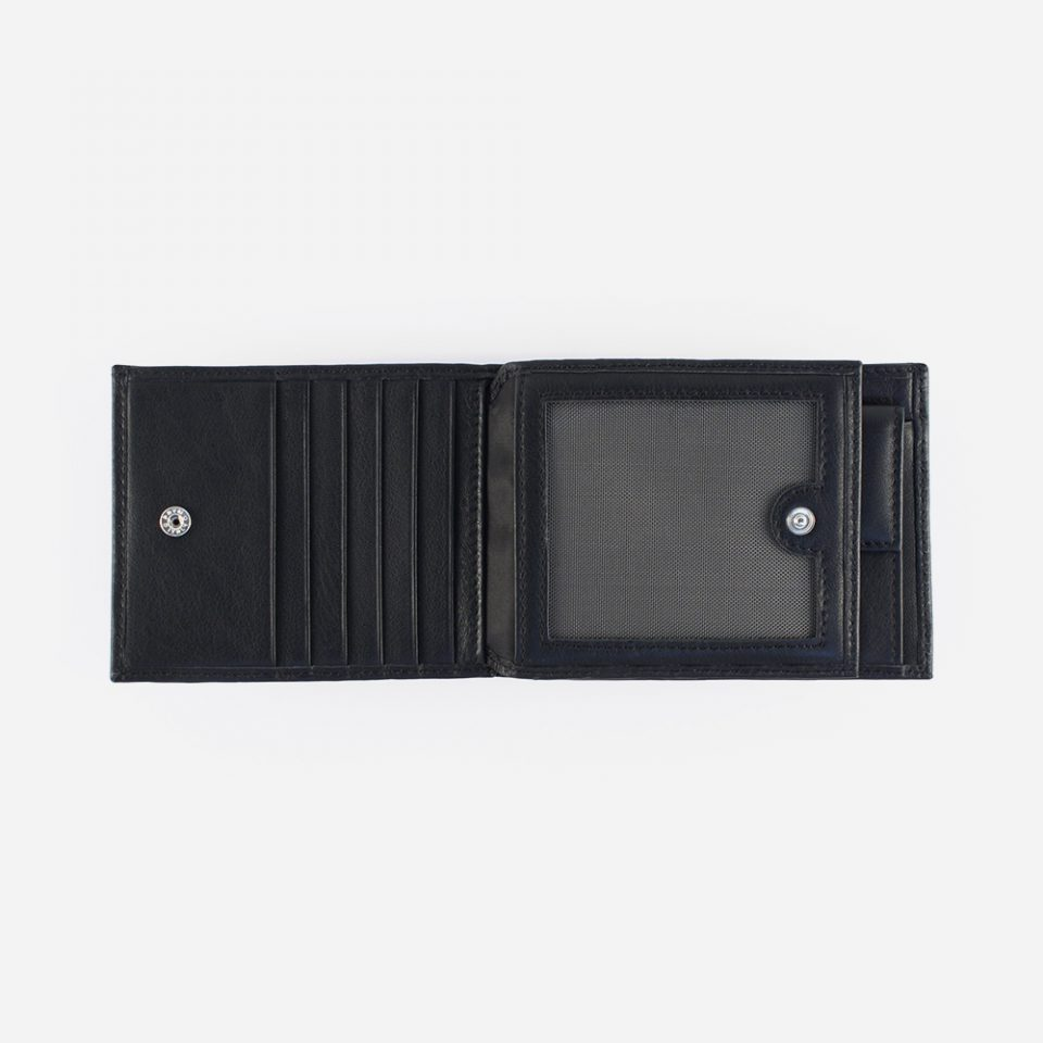 Portafoglio Wild RFID Blocker – Nero – Carte – 4419