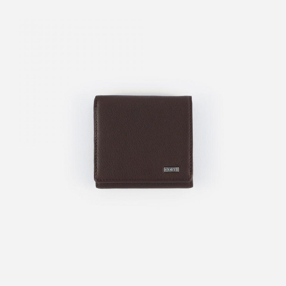 Portafoglio Wild RFID Blocker – Marrone – Chiuso – 4442