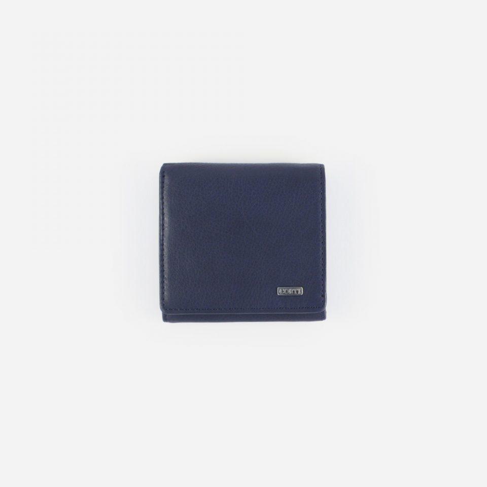 Portafoglio Wild RFID Blocker – Navy – Chiuso – 4442