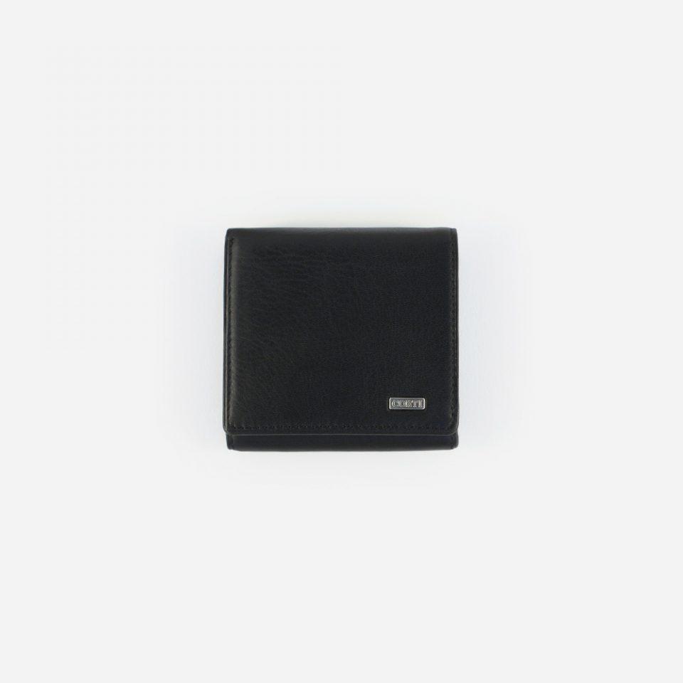 Portafoglio Wild RFID Blocker – Nero – Chiuso – 4442