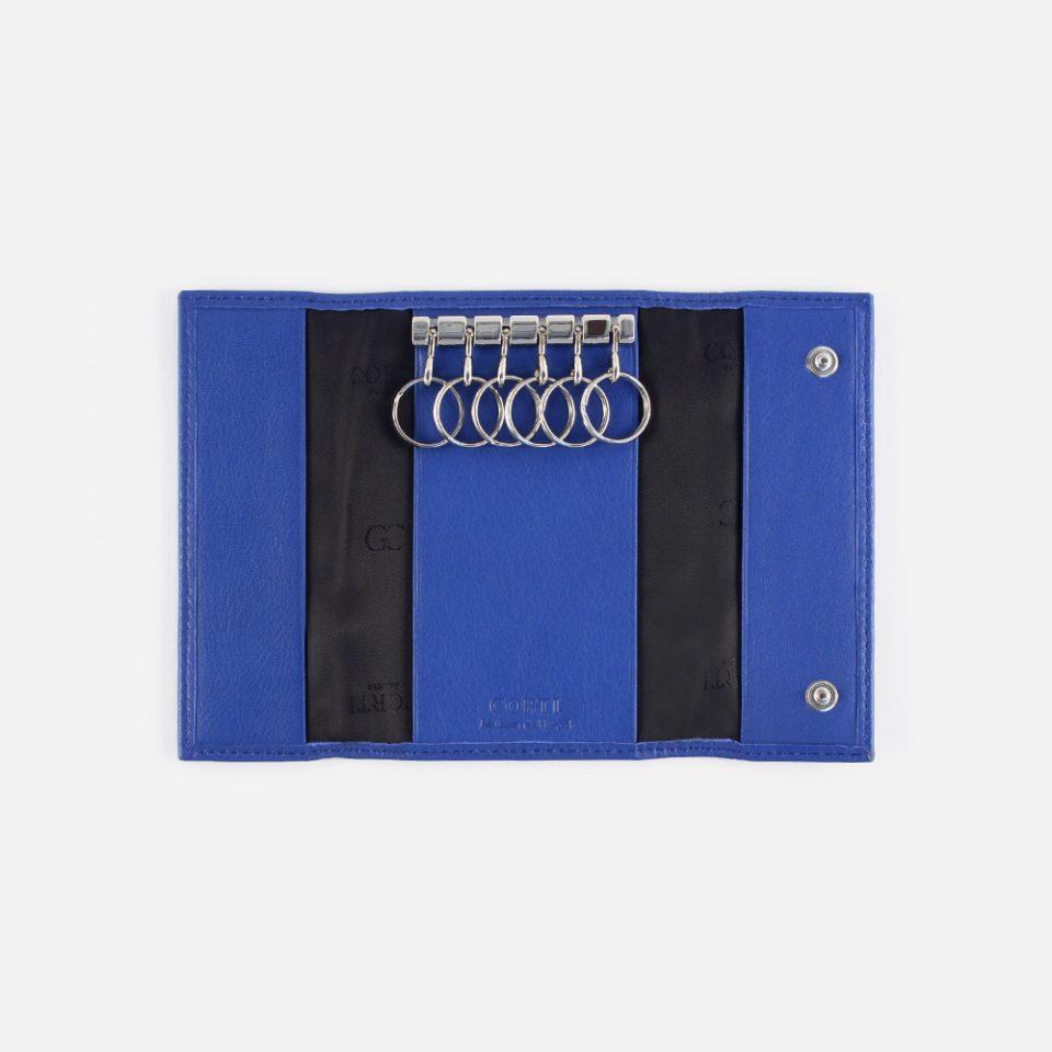 Portachiavi Wild RFID Blocker – Blu – Aperto – 4480