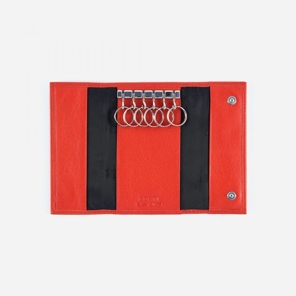 Portachiavi Wild RFID Blocker – Rosso – Aperto – 4480