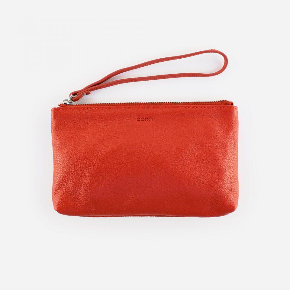 Pochette Alce – Rosso – Chiusa – 9953