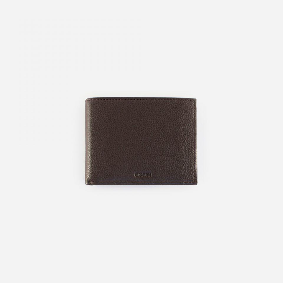 Portafoglio – Glamour – Marrone – Chiuso – 5502