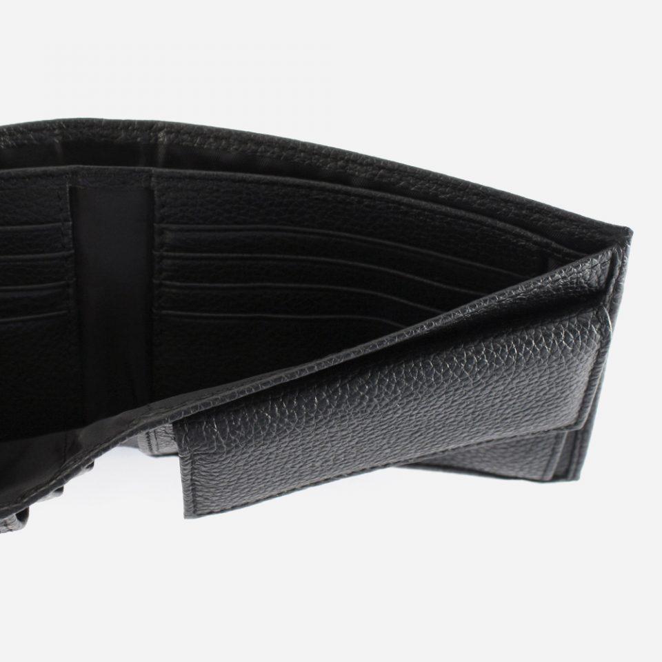 Portafoglio – Glamour – Nero – Carte – 5502