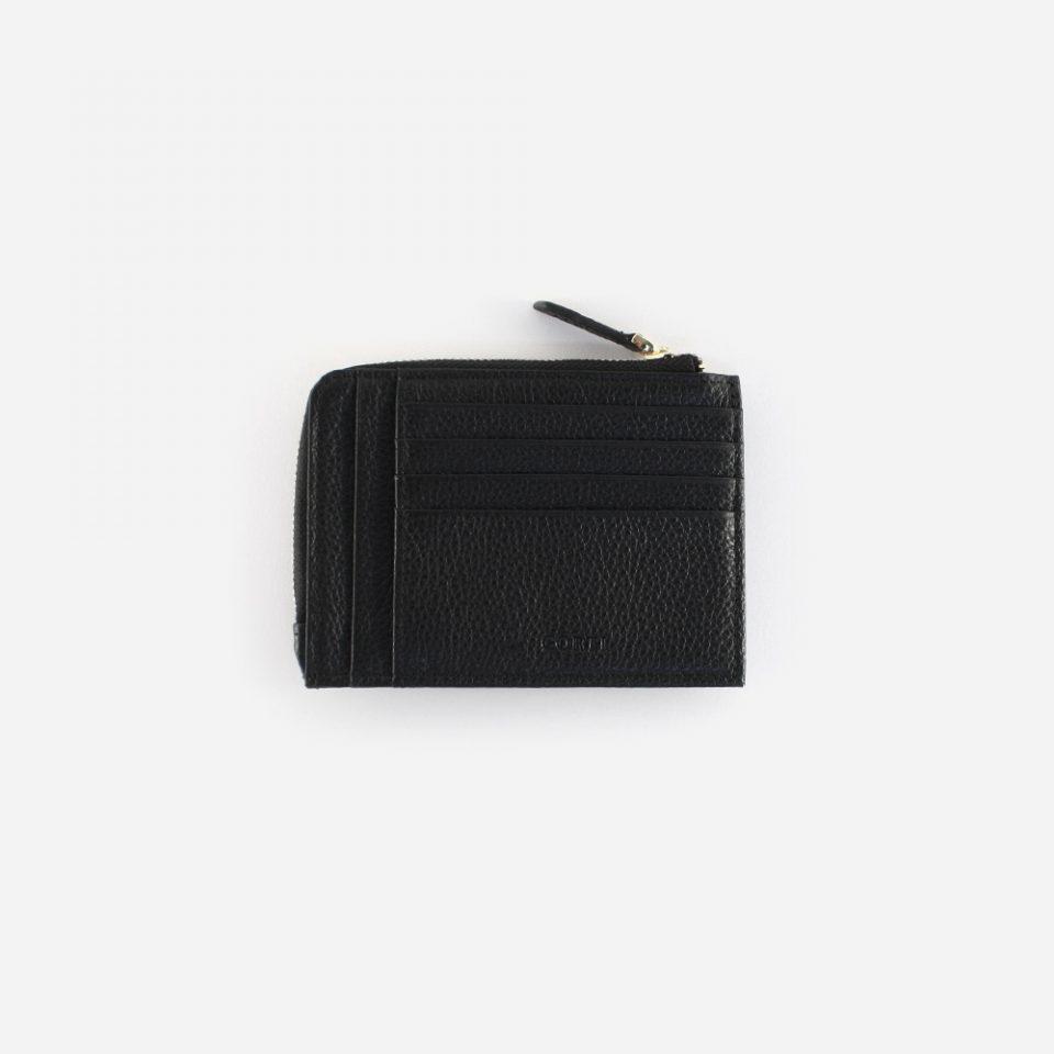 Portacarte – Glamour – Nero – Davanti – 5539