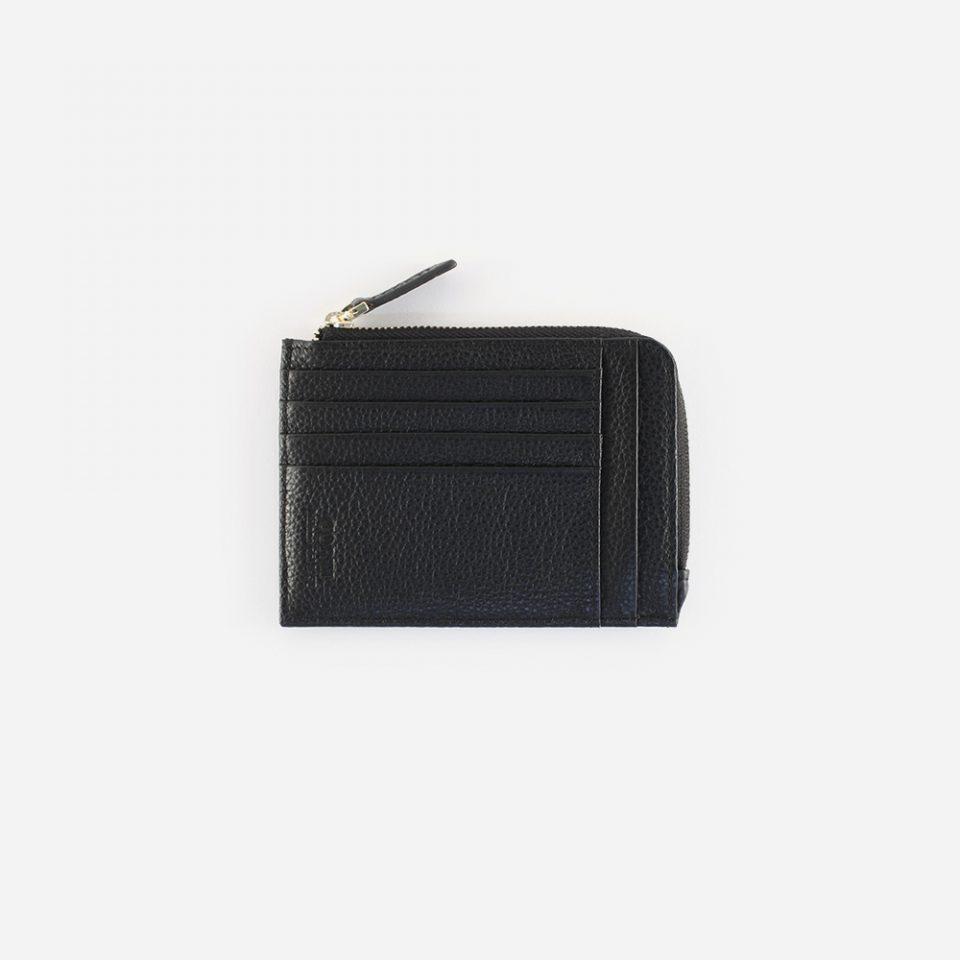 Portacarte – Glamour – Nero – Dietro – 5539
