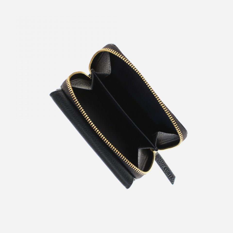 Portafoglio – Glamour – Nero – Monete – 5576