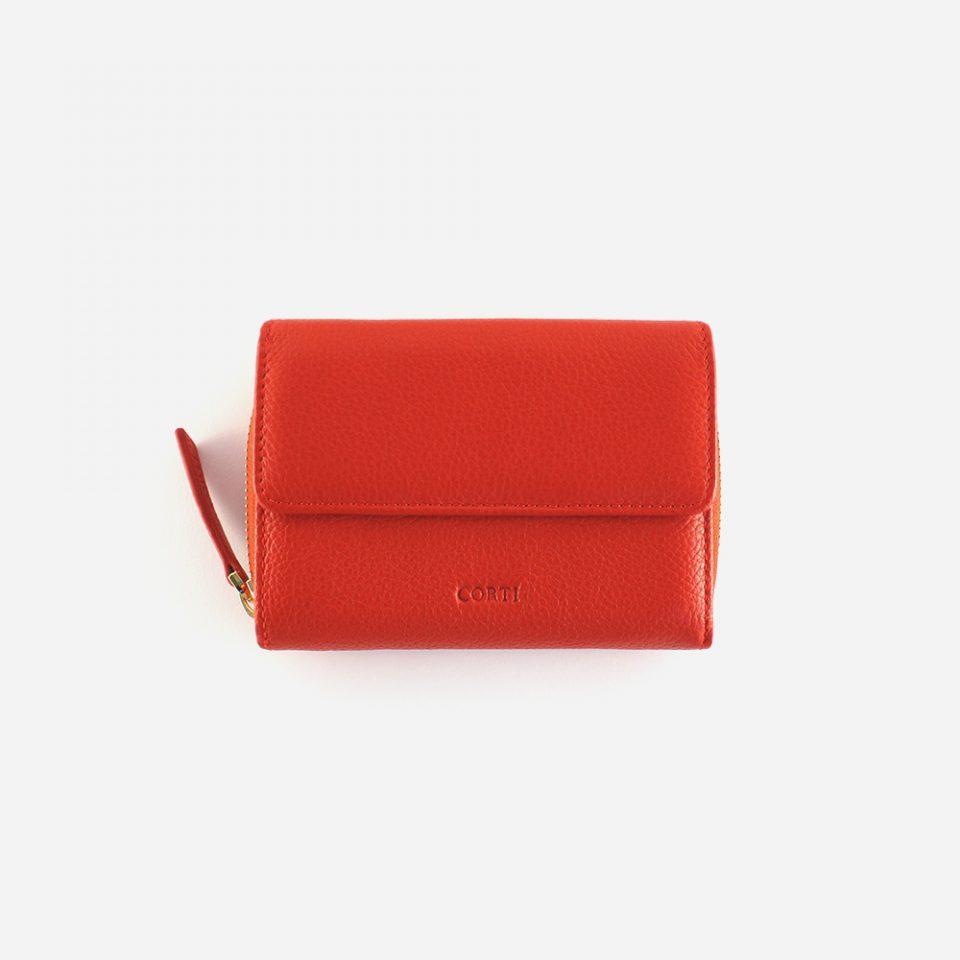 Portafoglio – Glamour – Rosso – Chiuso – 5576