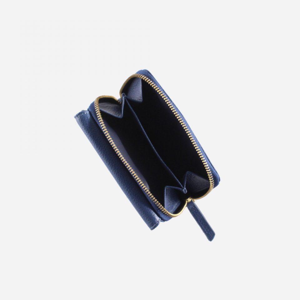 Portafoglio – Glamour – Blu – Monete – 5576