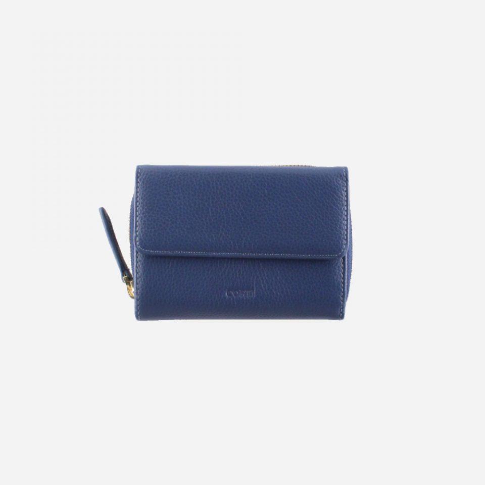 Portafoglio – Glamour – Blu – Chiuso – 5576