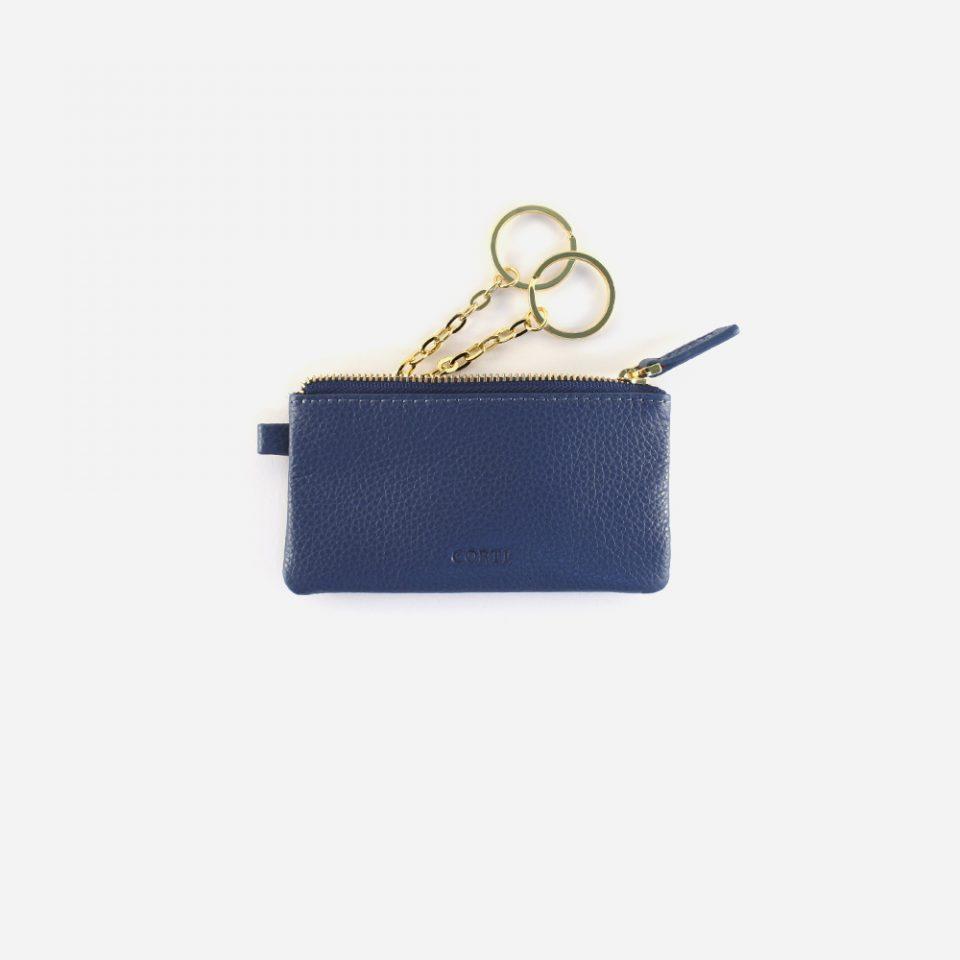 Portachiavi – Glamour – Blu – Aperto – 5588