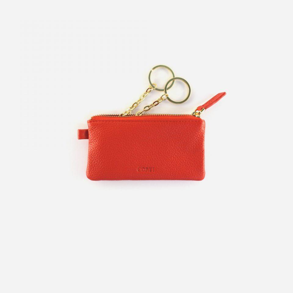 Portachiavi – Glamour – Rosso – Aperto – 5588