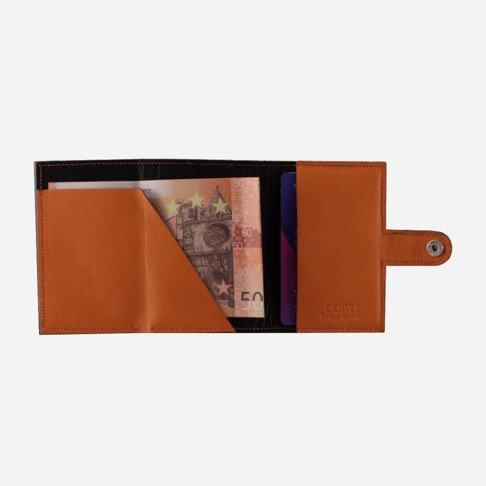 Portacarte – Smart – Wallet – Wild – Blu – SW11 – SolPortacarte – Smart – Wallet – Wild – Arancio – SW11 – Soldi