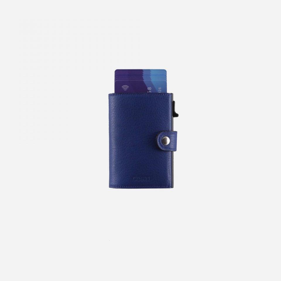 Portacarte – Smart – Wallet – Wild – Blu – SW11 – Carte