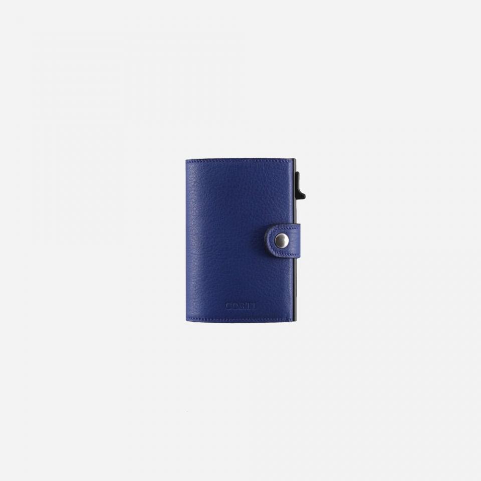 Portacarte – Smart – Wallet – Wild – Blu – SW11 – Chiuso