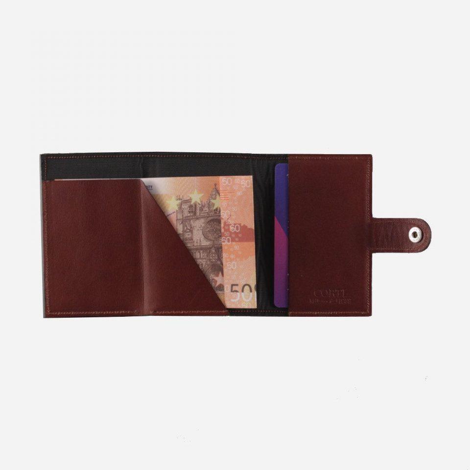 Portacarte – Smart – Wallet – Wild – Blu – SW11 – SolPortacarte – Smart – Wallet – Wild – Cuoio – SW11 – Soldi