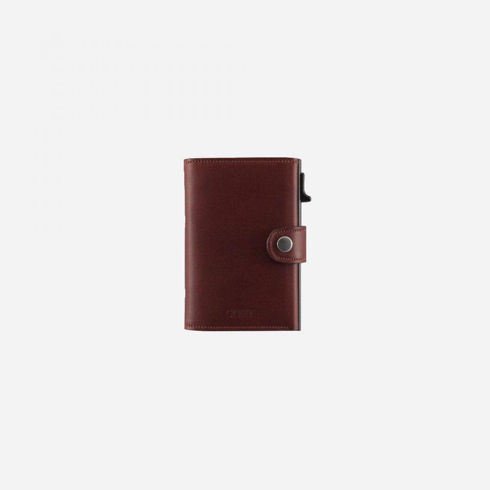 Portacarte – Smart – Wallet – Wild – Cuoio – SW11 – Chiuso
