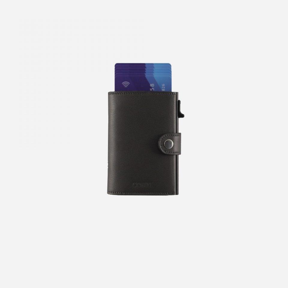 Portacarte – Smart – Wallet – Wild – Grigio – SW11 – Carte
