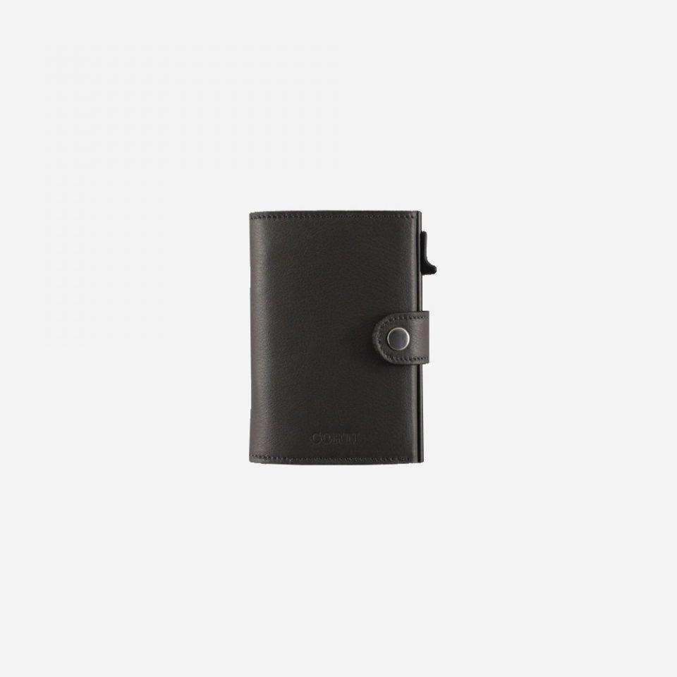 Portacarte – Smart – Wallet – Wild – Grigio – SW11 – Chiuso