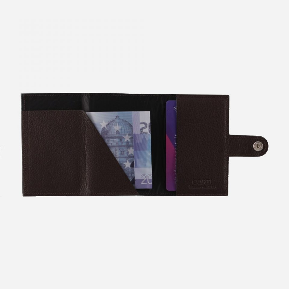 Portacarte – Smart – Wallet – Wild – Blu – SW11 – SolPortacarte – Smart – Wallet – Wild – Marrone – SW11 – Soldi