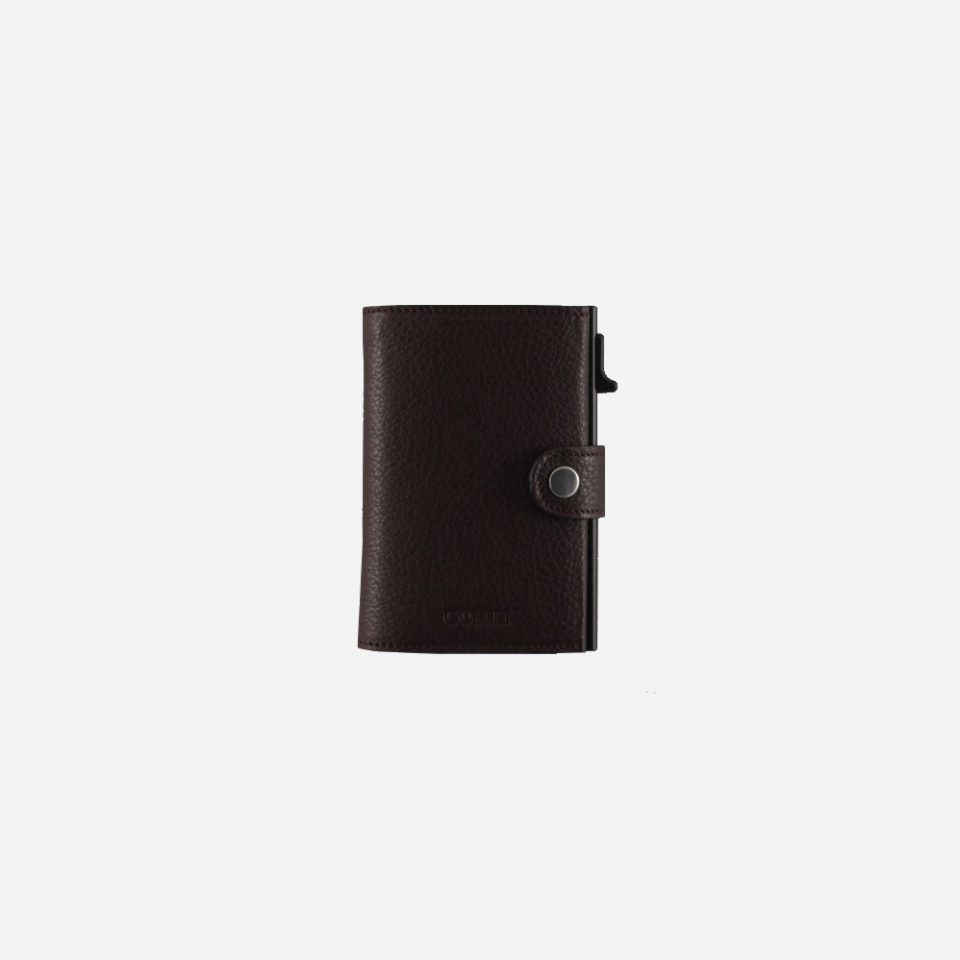 Portacarte – Smart – Wallet – Wild – Marrone – SW11 – Chiuso