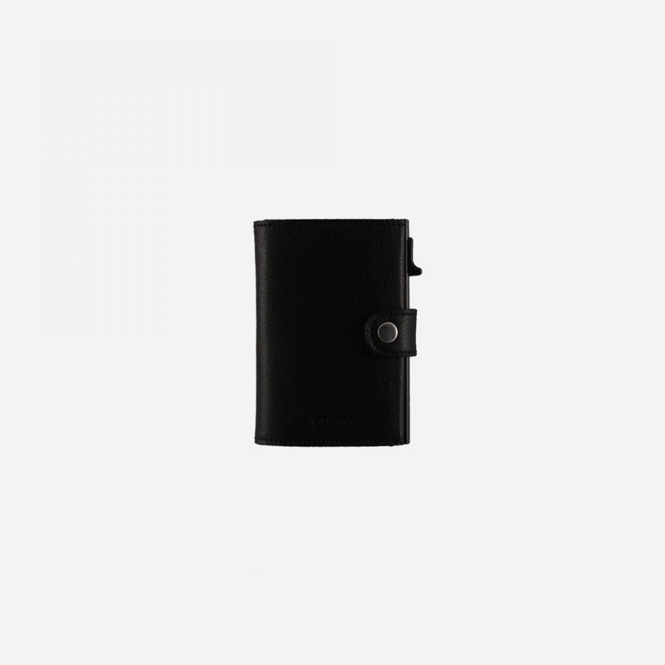 Portacarte – Smart – Wallet – Wild – Nero – SW11 – Chiuso