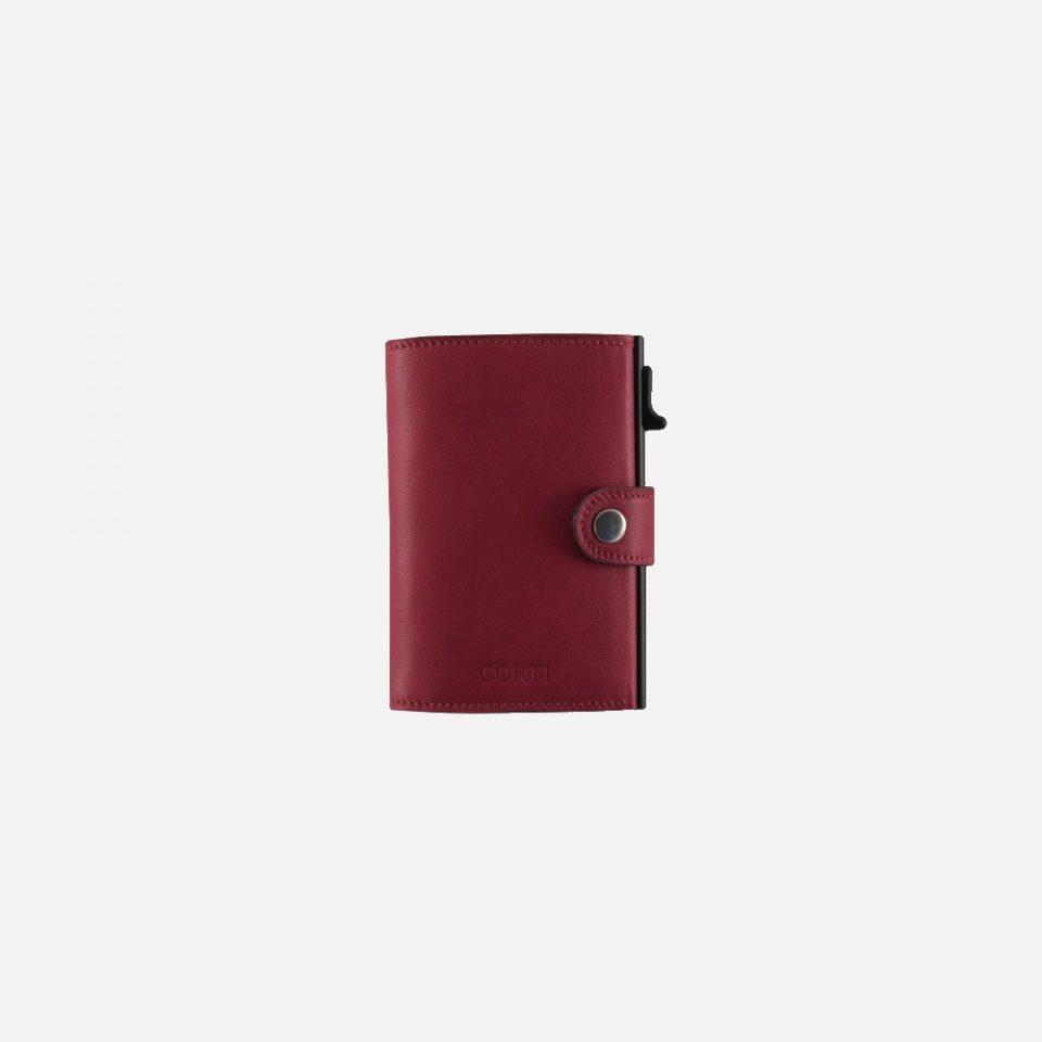 Portacarte – Smart – Wallet – Wild – Orchidea – SW11 – Chiuso