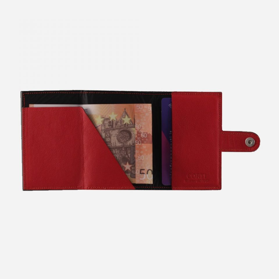 Portacarte – Smart – Wallet – Wild – Blu – SW11 – SolPortacarte – Smart – Wallet – Wild – Rosso – SW11 – Soldi
