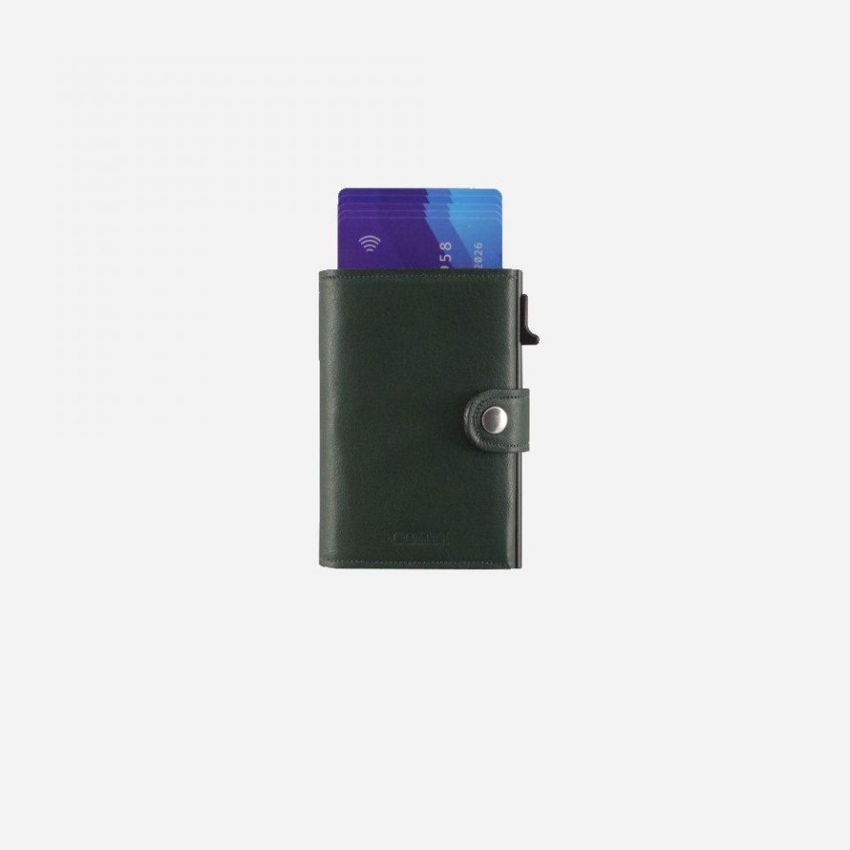 Portacarte – Smart – Wallet – Wild – Verde – SW11 – Carte