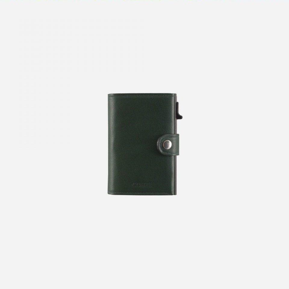 Portacarte – Smart – Wallet – Wild – Verde – SW11 – Chiuso