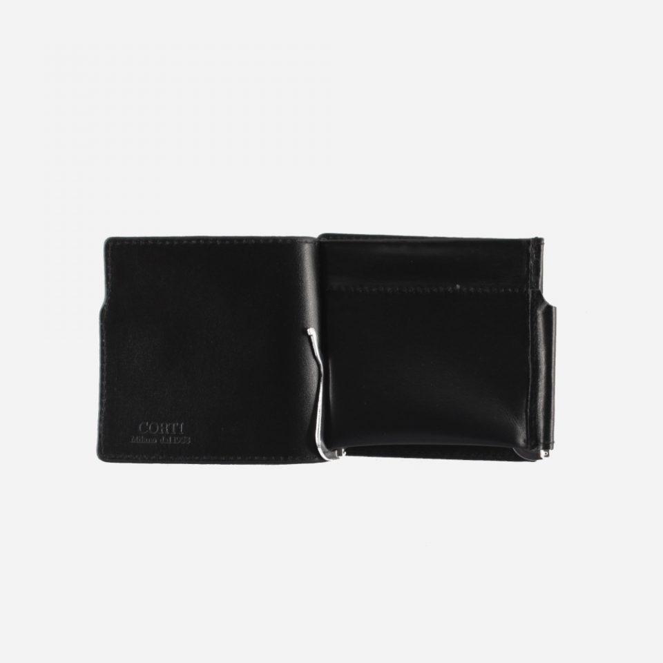 Portafoglio – Classic – Nero – Aperto – 2243