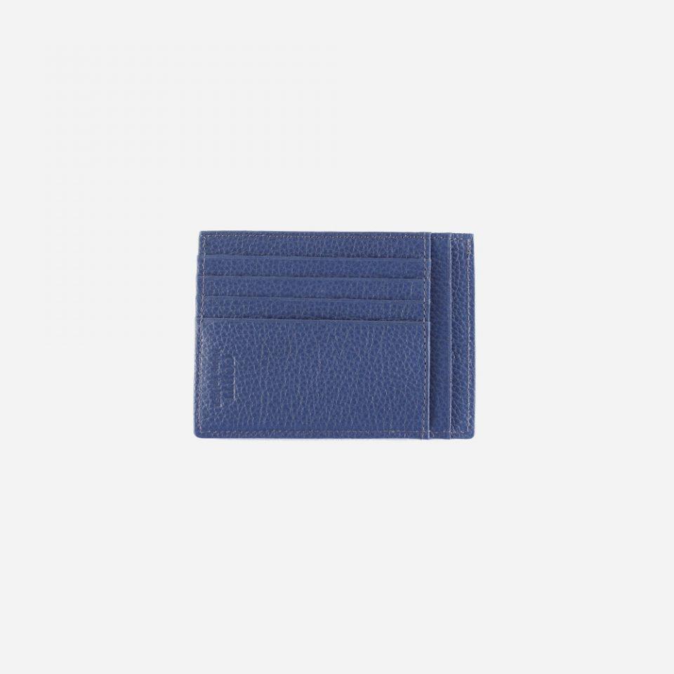 Portacarte – Glamour – Blu – Carte – Retro – 5534