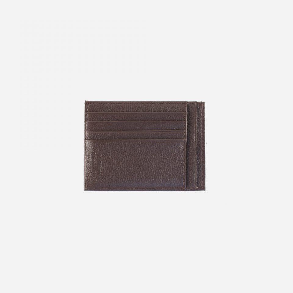Portacarte – Glamour – Marrone – Carte – Retro – 5534