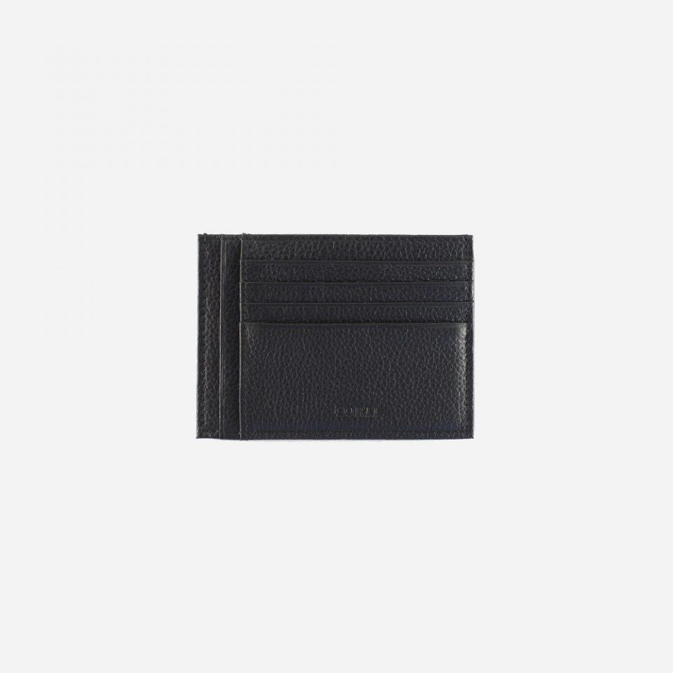 Portacarte – Glamour – Nero – Carte – Fronte – 5534