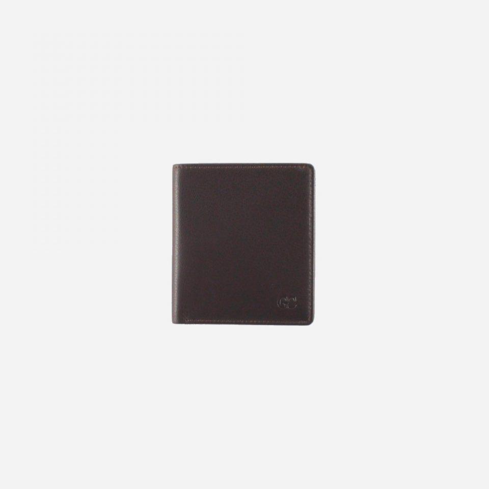 Portafoglio – Basic – Carte – Monete – 7748 – Chiuso – Moro