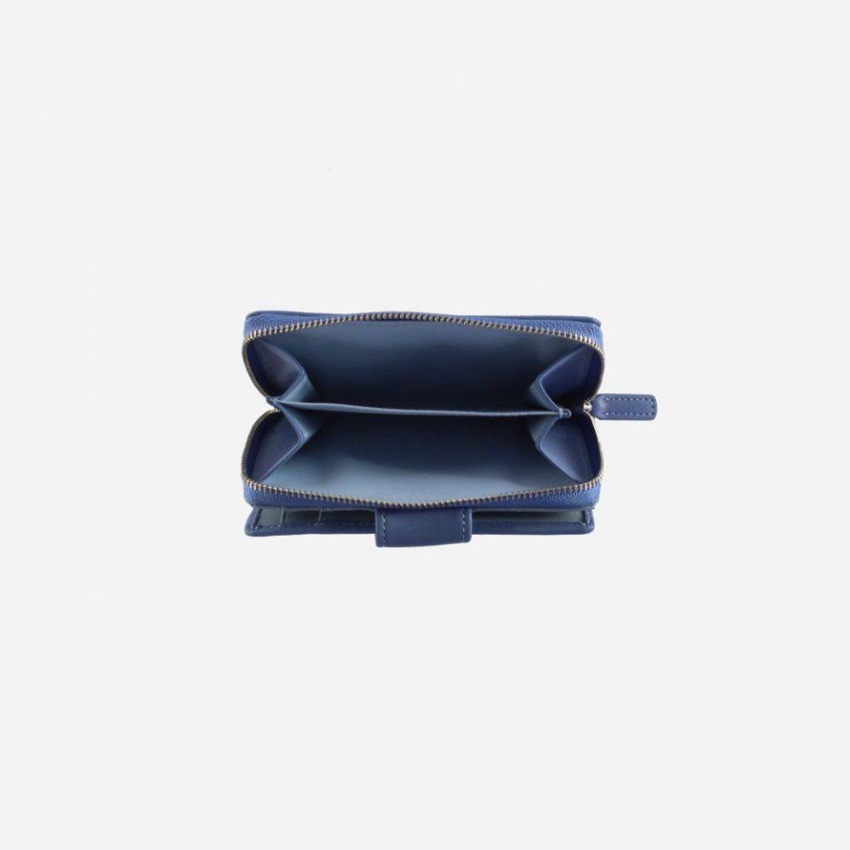 Portafoglio – BiColor – Monete – 1176 – Jeans