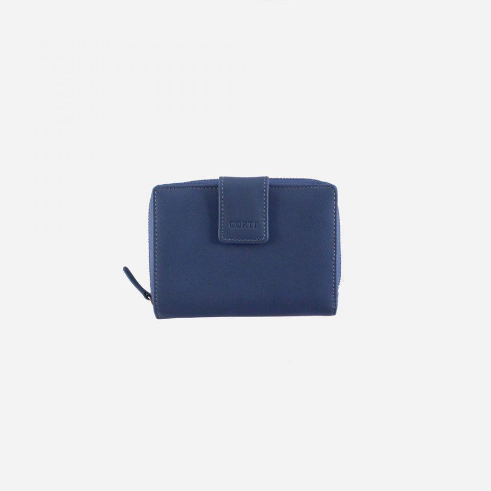 Portafoglio – BiColor – Chiuso – 1176 – Jeans