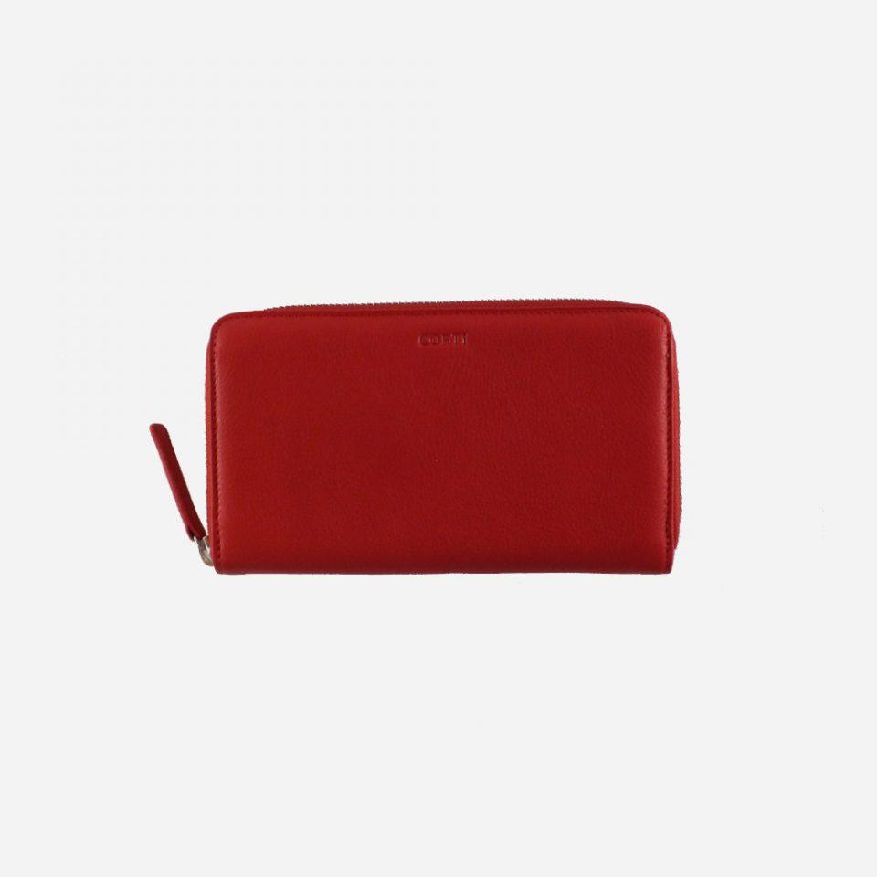 Portafoglio – BiColor – Chiuso – 1178 – Rosso