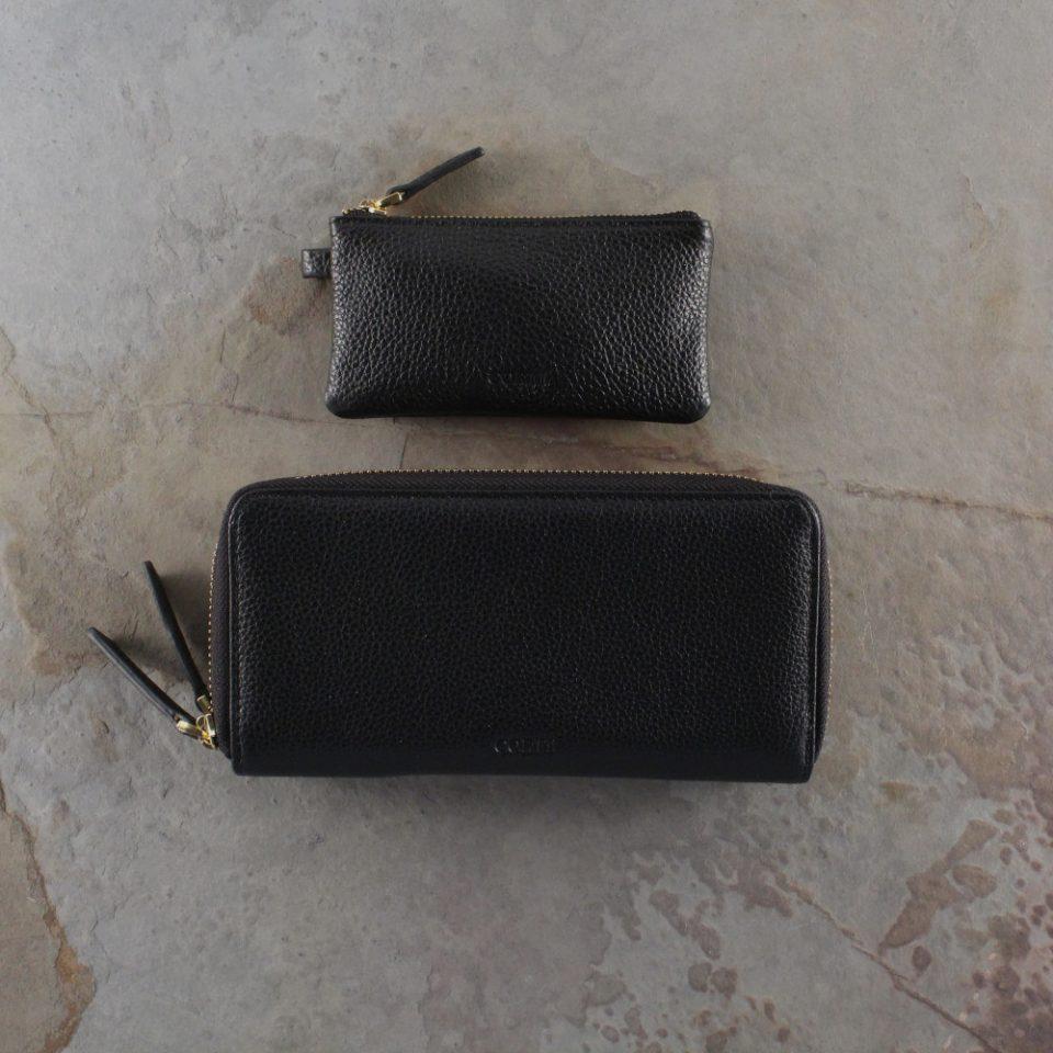 Portafoglio – Portachiavi – Gift box – Glamour – 5577 – 5588 – Nero