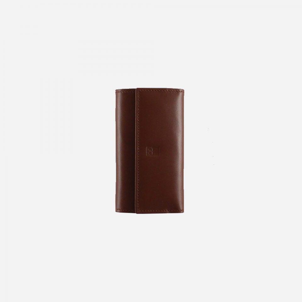 Portachiavi – 6 anelli – Classic – Chiuso – 2280 – Cuoio