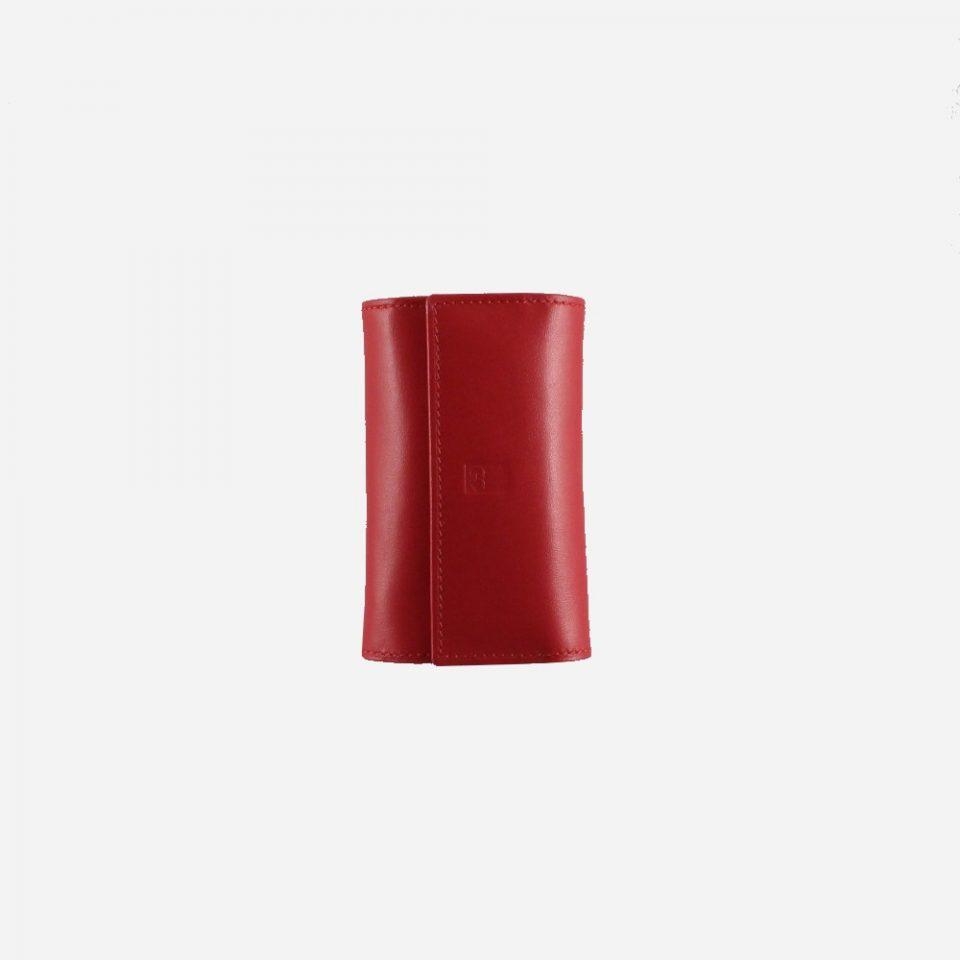 Portachiavi – 12 ganci – Classic – Chiuso – 2283 – Rosso