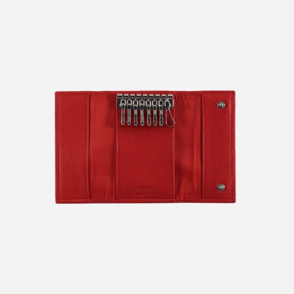 Portachiavi -Wild – 4482 – Aperto – Rosso